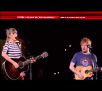 "Taylor Swift   ""Everything Has Changed"" ft  Ed Sheeran  Macy's 4th of July"