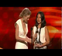 Taylor Swift Gets 'Kanye'd' Again.. by Olivia Munn