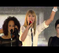 Taylor Swift - 'I Knew You Were Trouble' Live Performance, Summertime Ball 2013 [HD]