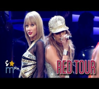"Taylor Swift & Jennifer Lopez - ""Jenny From the Block"" at Staples Center"