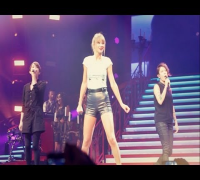 "Taylor Swift & Tegan and Sara Performing ""Closer"" (LIVE AT STAPLES CENTER AUG. 20TH, 2013)"