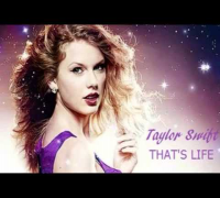 Taylor Swift - That's Life