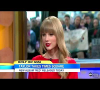 Taylor Swift's Best Interview Ever!