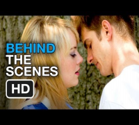 The Amazing Spider-Man 2 - More On Set Photos (2014) - Emma Stone Movie HD