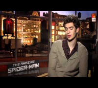 The Amazing Spider-Man | Interviews Emma Stone, Andrew Garfield, Rhys Ifans (2012) & Gewinnspiel