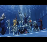 THE BEST HARLEM SHAKE COMPILATION SWIM POOL WATER