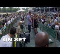 The Bounty Hunter: Behind The Scenes (Broll) 1 of 2 - Jennifer Aniston, Gerard Butler
