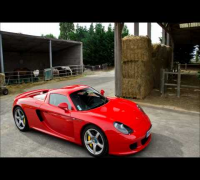 the car of Paul Walker dies in California car crash (PORSCHE CARRERA GT)