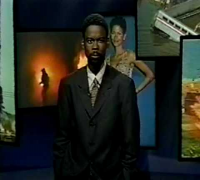 The Chris Rock Show - Halle Berry 911