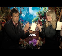 THE CROODS Interviews: Nicolas Cage, Emma Stone and Ryan Reynolds