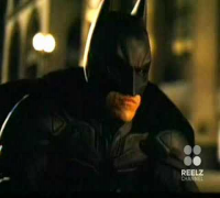 THE DARK KNIGHT - BATMAN SPEAKS