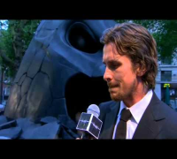 The Dark Knight Rises Interview - Christian Bale