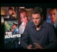 The Departed Leonardo DiCaprio interview