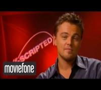 'The Departed' Unscripted: Leonardo DiCaprio and Matt Damon| Moviefone