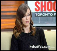 The Duchess - Toronto Film Festival interview, Keira Knightley, Saul Dibb Pt.2 of 2