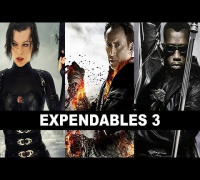 The Expendables 3 : Milla Jovovich, Jackie Chan, Wesley Snipes, Nicolas Cage - Beyond The Trailer