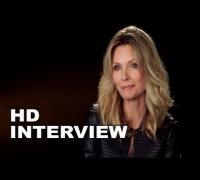 "The Family: Michelle Pfeiffer ""Maggie Blake"" On Set Interview"