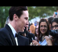 The Fifth Estate: Benedict Cumberbatch (TIFF Red Carpet)