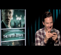 THE FIFTH ESTATE interview with Benedict Cumberbatch - Khan, Star Trek, Julian Assange