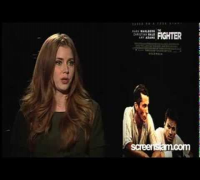 The Fighter: Amy Adams Interview