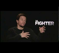 THE FIGHTER Interviews with Mark Wahlberg and Christian Bale