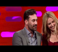 The Graham Norton Show 2012 Part 1 S11x08 Jon Hamm, Charlize Theron, Steve Coogan, Rumer
