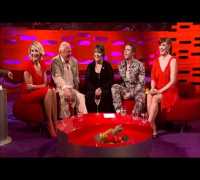 The Graham Norton Show S11x07 Cameron Diaz, David Attenborough, Kathy Burke. Part 3