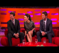 The Graham Norton Show S13x01 1/3 Tom Cruise, Gerard Butler, Olga Kurylenko, Paramore