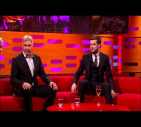 The Graham Norton Show S14x01 1/5 Jack Whitehall, Harrison Ford, Benedict Cumberbatch