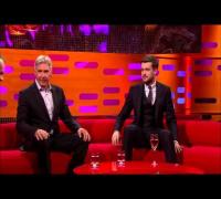 The Graham Norton Show S14x01 1/5 Jack Whitehall, Harrison Ford, Benedict Cumberbatch