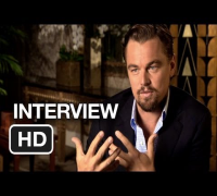 The Great Gatsby Interview - Leonardo DiCaprio (2013) - Carey Mulligan Movie HD