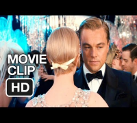 The Great Gatsby Movie CLIP - From Your Imagination (2013) - Leonardo DiCaprio Movie HD