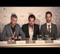 The Great Gatsby Press Conference - Cannes Film Festival 2013 with Baz Luhrmann & Leonardo DiCaprio