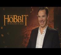 The Hobbit: Martin Freeman, Benedict Cumberbatch and Ed Sheeran teach Elvish