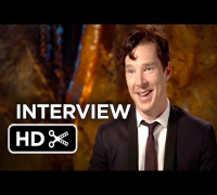 The Hobbit: The Desolation of Smaug INTERVIEW - Benedict Cumberbatch (2013) HD
