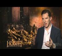 The Hobbit: The Desolation of Smaug - Martin Freeman and Benedict Cumberbatch Interview