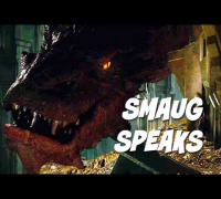 The Hobbit The Desolation of Smaug Trailer Reaction - Benedict Cumberbatch Speaks