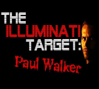 THE ILLUMINATI TARGET - Paul Walker (1080p ᴴᴰ)