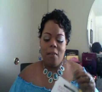 THE NEW & IMPROVED MOMMY WIG PART 2 REVIEW.... SERVING HALLE BERRY REALNESS!