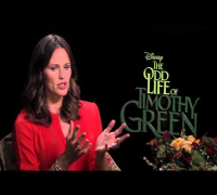 The Odd Life of Timothy Green Exclusive: Jennifer Garner