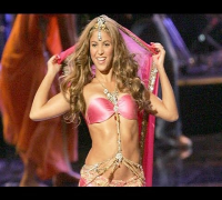 The Shakira Ab Workout Sexy Shakira Ab Exercises on Empower Your Body