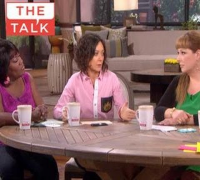 The Talk - Lindsay Lohan and Oprah