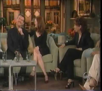 The View: Pierce Brosnan & Julianne Moore (2004)