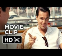 The Wolf of Wall Street Movie CLIP   Bribe 2013   Leonardo DiCaprio Movie HD