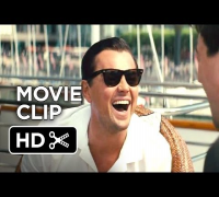 The Wolf of Wall Street Movie CLIP - Get Off My Boat (2013) - Leonardo DiCaprio Movie HD