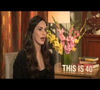 THIS IS 40 Interview: Megan Fox