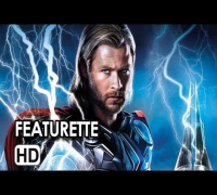 Thor: The Dark World Featurette (2013) - Chris Hemsworth, Natalie Portman Movie HD