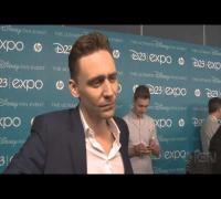 Thor: The Dark World - Natalie Portman & Tom Hiddleston Interview - D23 2013