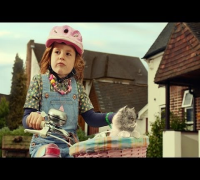 Three - #SingItKitty - cat advert