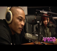 T.I. & Tiny Discuss Getting Animated For The 'Family Hustle', Paul Walker & President Obama